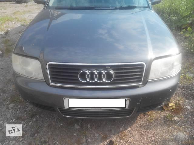 Б/у капот для легкового авто Audi A6- объявление о продаже  в Львове