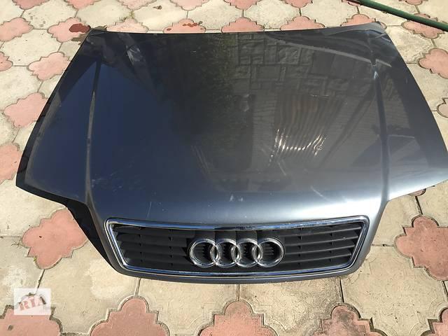 купить бу Б/у капот для легкового авто Audi A6 в Ковеле
