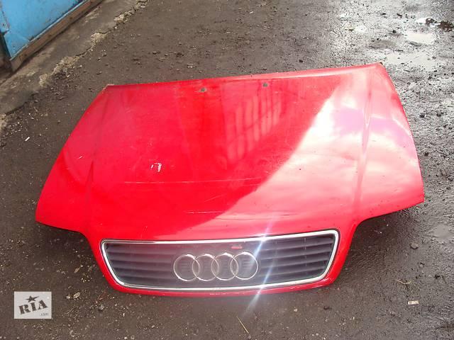 Б/у капот для легкового авто Audi A6- объявление о продаже  в Черкассах
