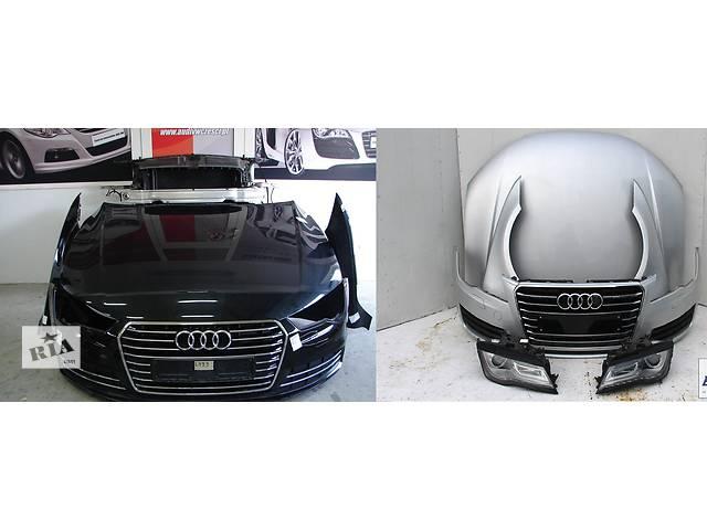 купить бу Б/у капот для легкового авто Audi A7 в Львове