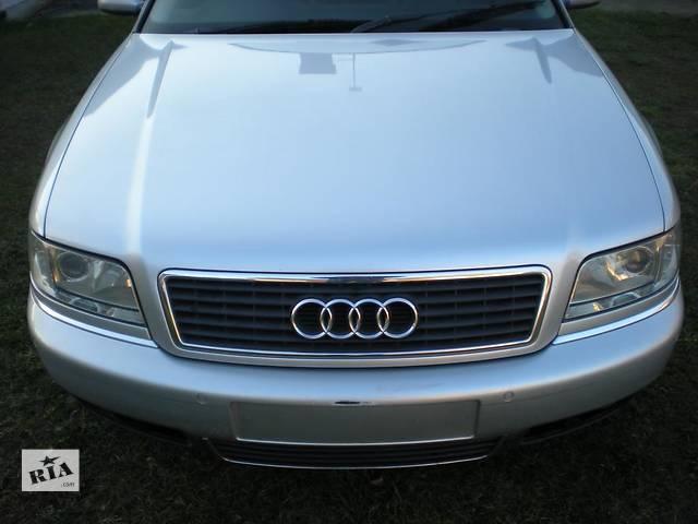 продам Б/у капот для легкового авто Audi A8 d2 бу в Львове