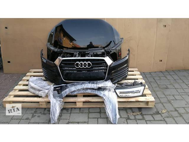 Б/у капот для легкового авто Audi Q3- объявление о продаже  в Львове