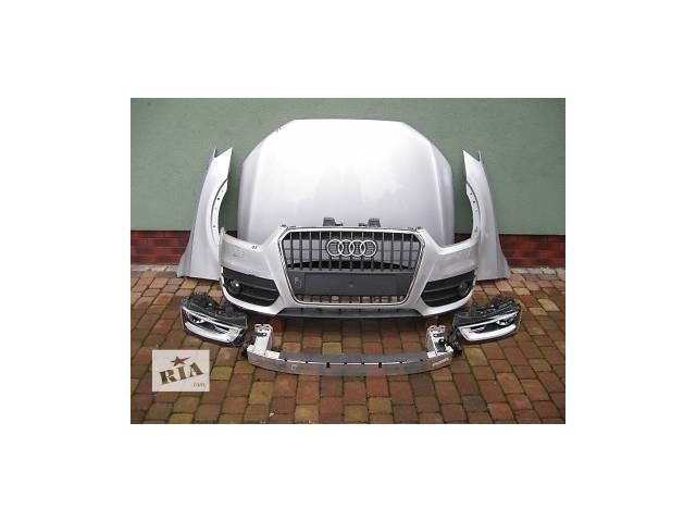 купить бу Б/у капот для легкового авто Audi Q3 в Львове