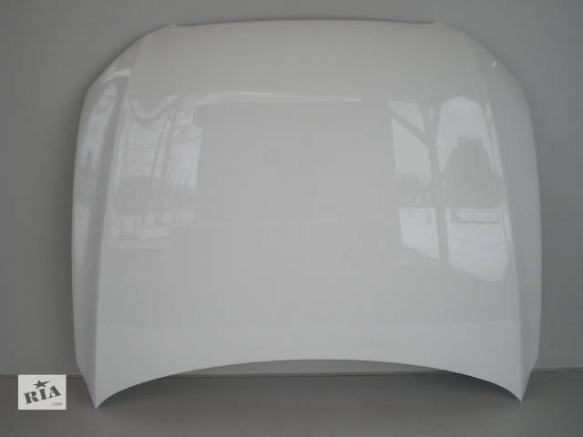 Б/у капот для легкового авто Audi Q5 08-12- объявление о продаже  в Львове