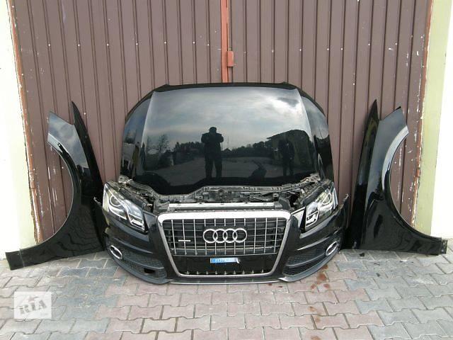 купить бу Б/у капот для легкового авто Audi Q5 в Львове
