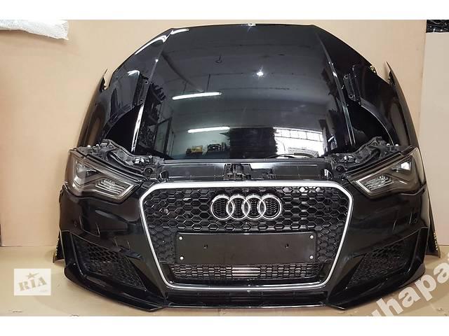 купить бу Б/у капот для легкового авто Audi RS3 в Львове