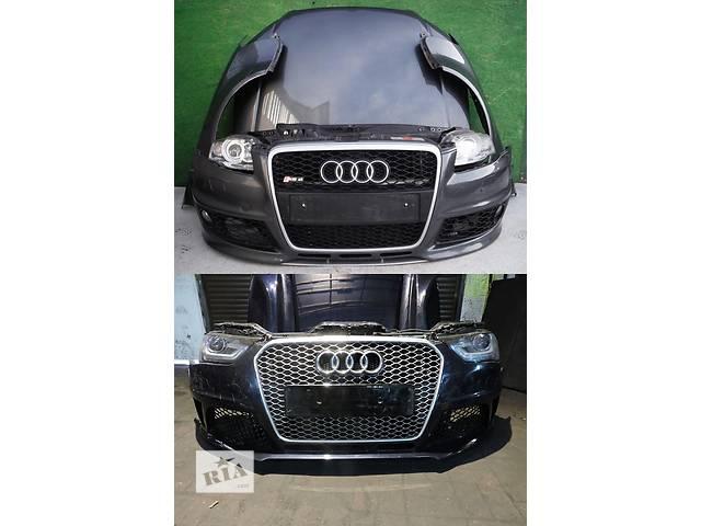 купить бу Б/у капот для легкового авто Audi RS4 в Львове