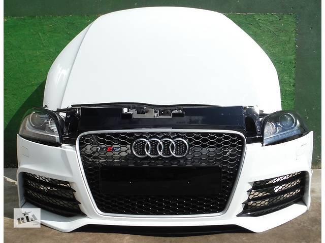 Б/у капот для легкового авто Audi TT- объявление о продаже  в Львове