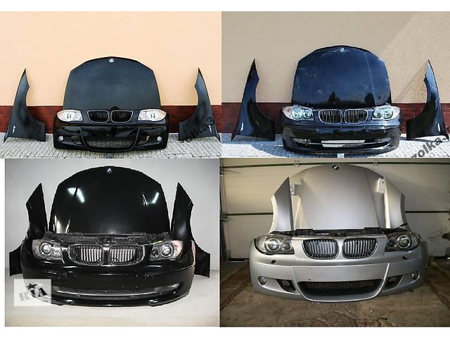 бу Б/у капот для легкового авто BMW 1 Series E87 E88 E81 E82 в Львове