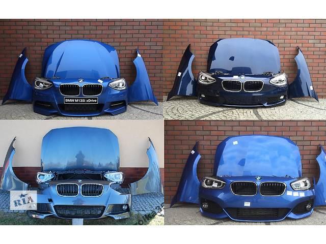 продам Б/у капот для легкового авто BMW 1 Series f20 бу в Львове