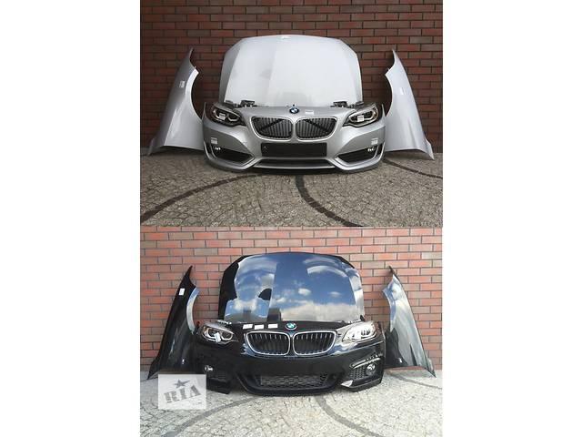 бу Б/у капот для легкового авто BMW 2 Series F22 F23 в Львове
