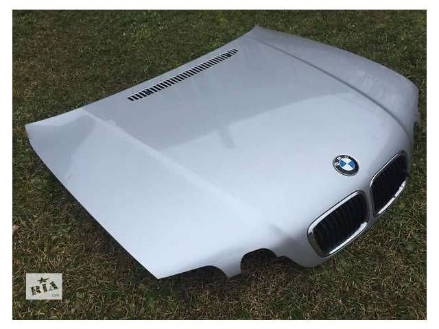 продам Б/у капот для легкового авто BMW 3 Series E46 бу в Ужгороде