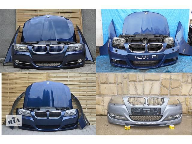 продам Б/у капот для легкового авто BMW 3 Series e90 e91 бу в Львове