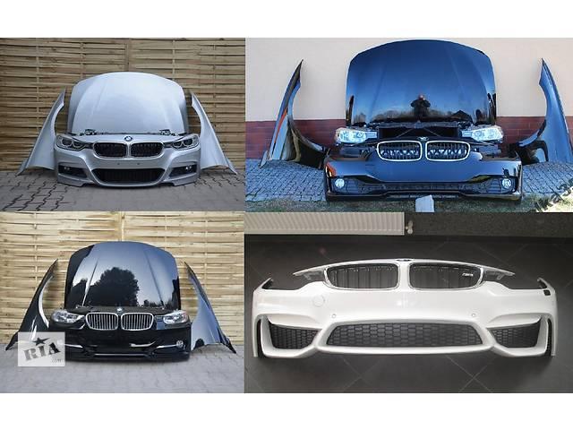 продам Б/у капот для легкового авто BMW 3 Series F30 F31 бу в Львове