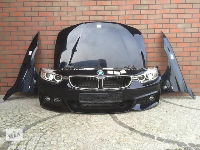 купить бу Б/у капот для легкового авто BMW 4 Series F32 F33 F36 в Львове