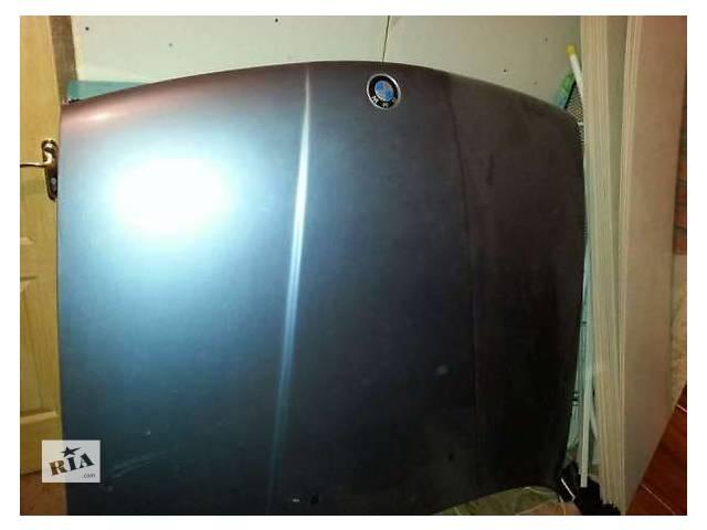 продам Б/у капот для легкового авто BMW 5 Series E34 бу в Ужгороде
