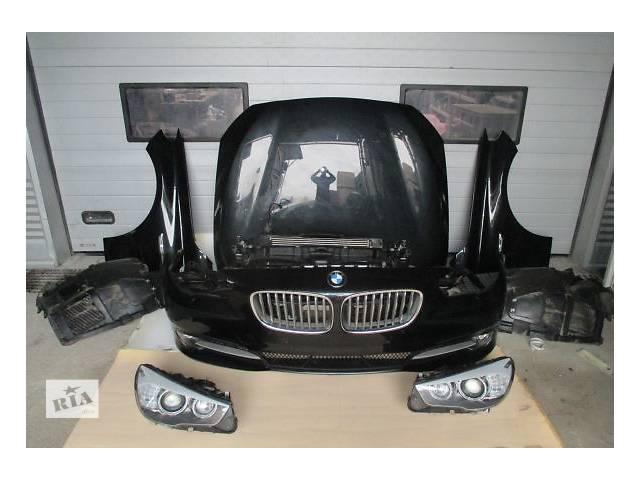 купить бу Б/у капот для легкового авто BMW 5 Series f07 в Львове