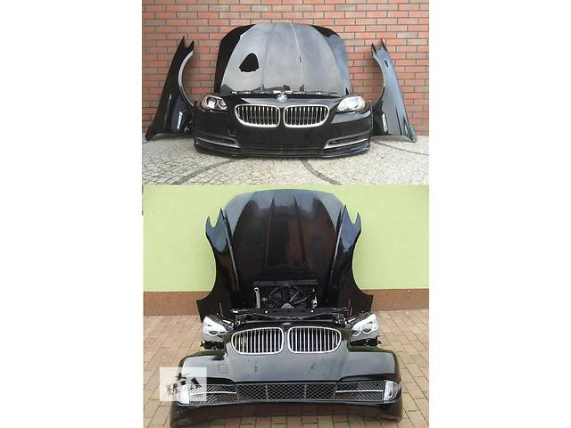 продам Б/у капот для легкового авто BMW 5 Series f10 f11 бу в Львове