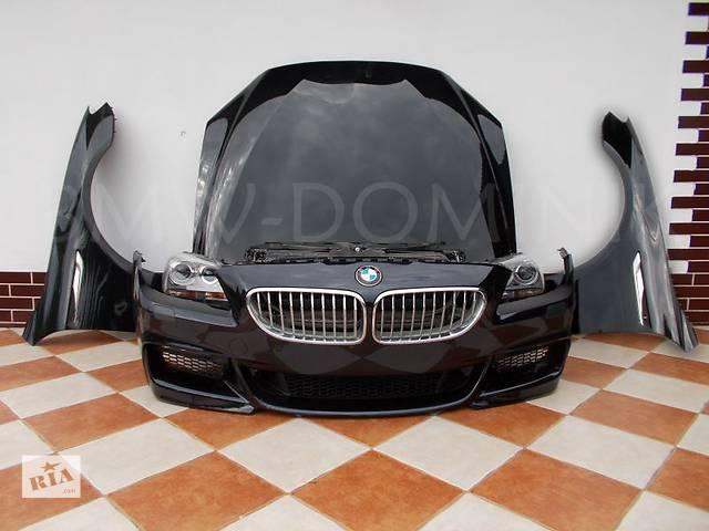 купить бу Б/у капот для легкового авто BMW 6 Series f12 f13 в Львове