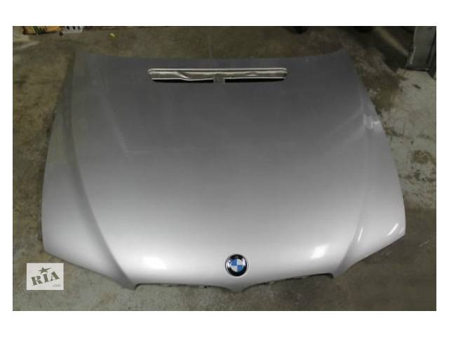 бу Б/у капот для легкового авто BMW 7 Series E 65 в Ужгороде