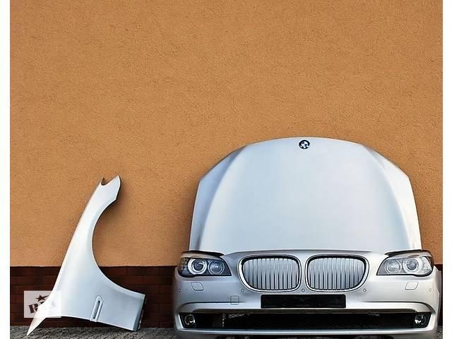 продам Б/у капот для легкового авто BMW 7 Series f01 f02 бу в Львове