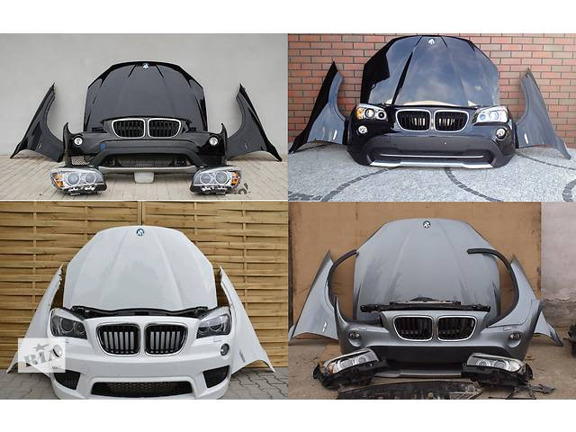 продам Б/у капот для легкового авто BMW X1 e84 бу в Львове