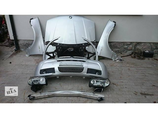 купить бу Б/у капот для легкового авто BMW X3 e83 в Львове