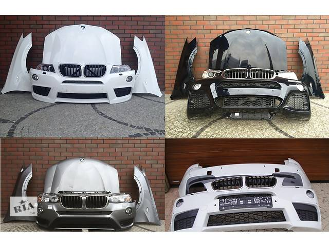 купить бу Б/у капот для легкового авто BMW X3 f25 в Львове