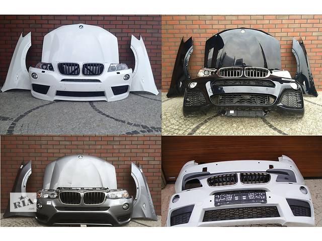 Б/у капот для легкового авто BMW X3 f25- объявление о продаже  в Львове
