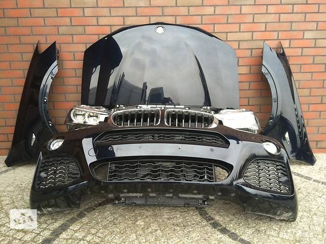 продам Б/у капот для легкового авто BMW X4 f26 бу в Львове