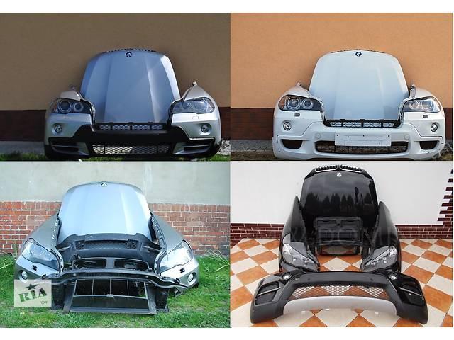 купить бу Б/у капот для легкового авто BMW X5 e70 в Львове