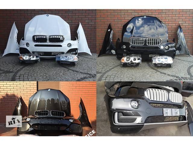 продам Б/у капот для легкового авто BMW X5 f15 бу в Львове