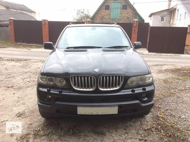 Б/у капот для легкового авто BMW X5- объявление о продаже  в Киеве