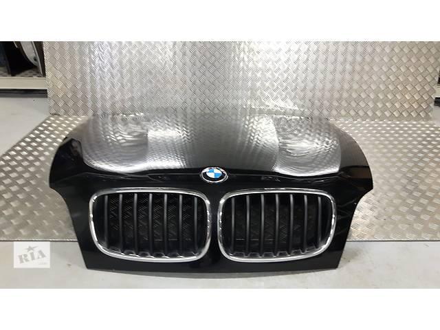 купить бу Б/у капот для легкового авто BMW X5 в Луцке