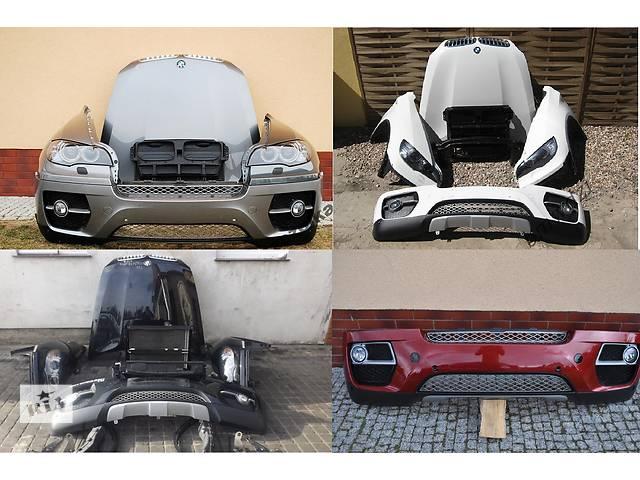 Б/у капот для легкового авто BMW X6 e71- объявление о продаже  в Львове