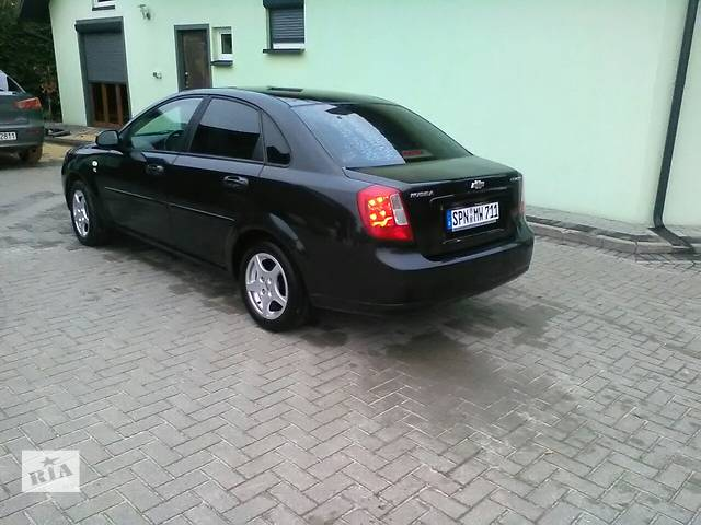 Б/у капот для легкового авто Chevrolet Lacetti- объявление о продаже  в Львове