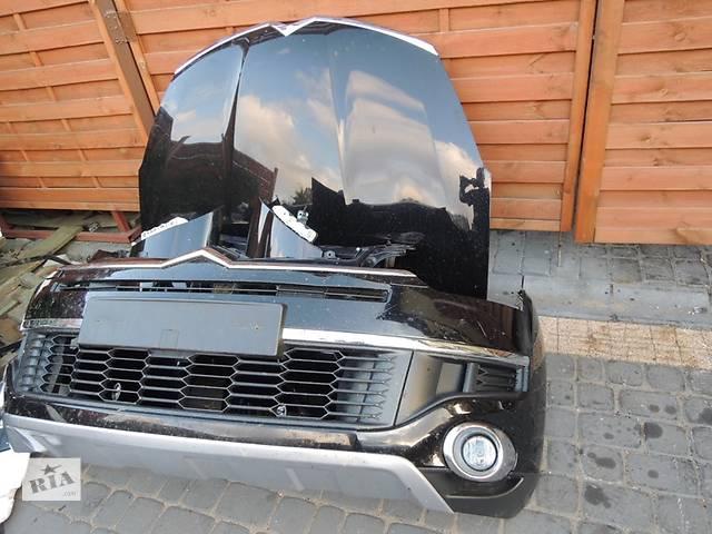 купить бу Б/у капот для легкового авто Citroen C-Crosser в Львове