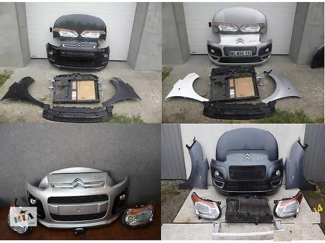 купить бу Б/у капот для легкового авто Citroen C3 Picasso в Львове
