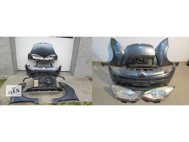 бу Б/у капот для легкового авто Citroen C4 Picasso в Львове