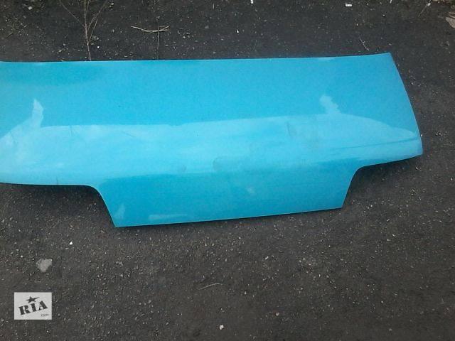 Б/у капот для легкового авто Citroen Jumper- объявление о продаже  в Луцке