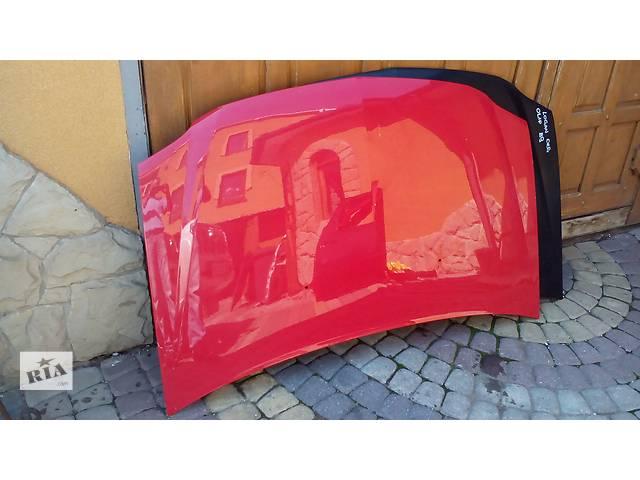 продам Б/у капот для легкового авто Renault Dacia Logan бу в Львове