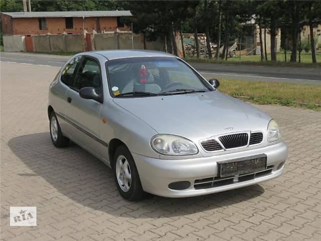 купить бу Б/у капот для легкового авто Daewoo Lanos в Шацке