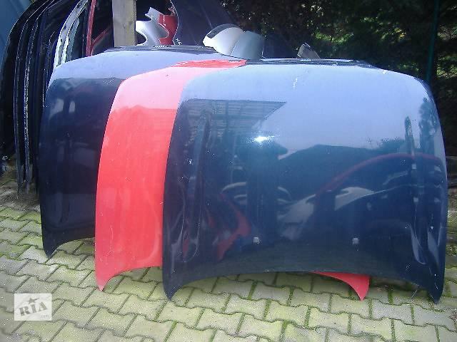 продам Б/у капот для легкового авто Fiat Brava бу в Львове