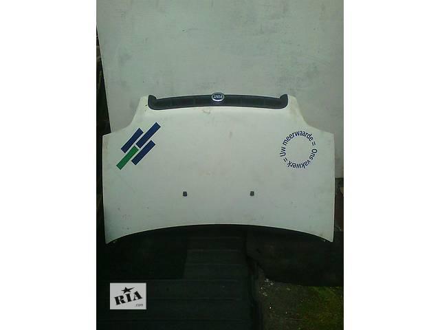 Б/у капот для легкового авто Fiat Doblo 1- объявление о продаже  в Ковеле