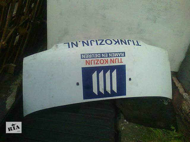 продам Б/у капот для легкового авто Fiat Ducato 2002 - 2006 бу в Ковеле