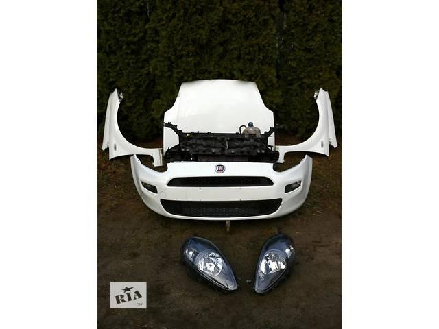 бу Б/у капот для легкового авто Fiat Punto в Львове