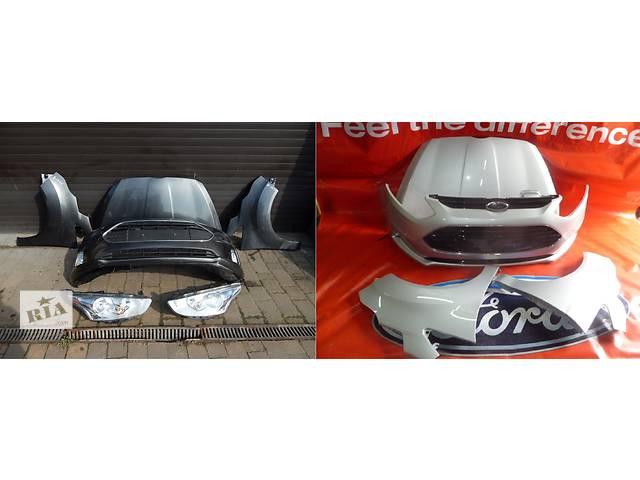 продам Б/у капот для легкового авто Ford B-Max бу в Львове