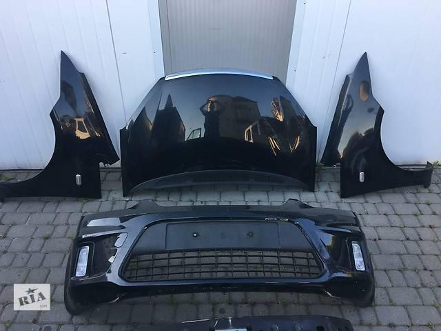 продам Б/у капот для легкового авто Ford C-Max 2009 бу в Львове