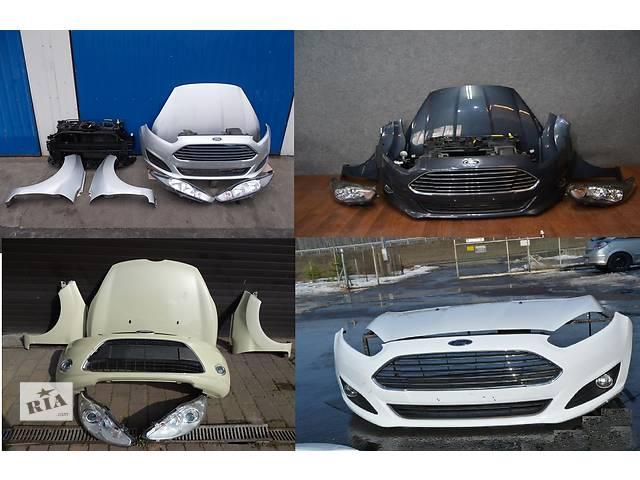 бу Б/у капот для легкового авто Ford Fiesta mk7 в Львове