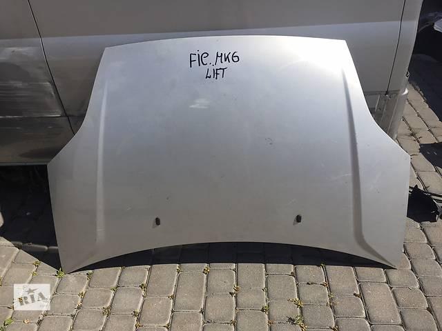 Б/у капот для легкового авто Ford Fiesta- объявление о продаже  в Львове